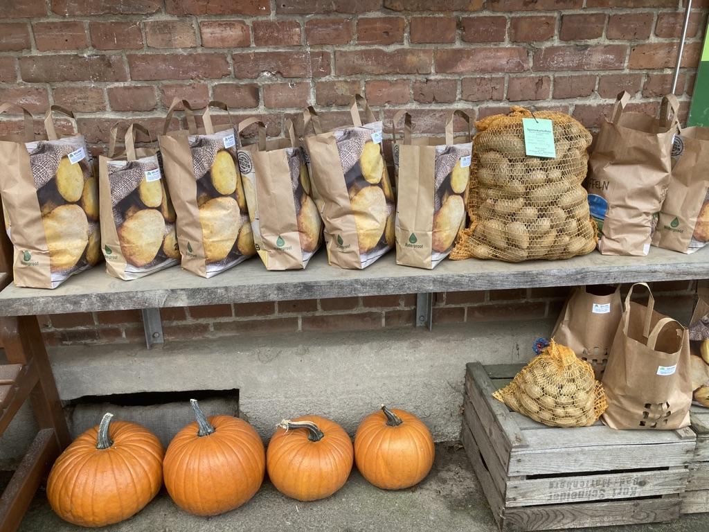 Frische Kartoffeln direkt vom Erzeuger im Landkreis Celle